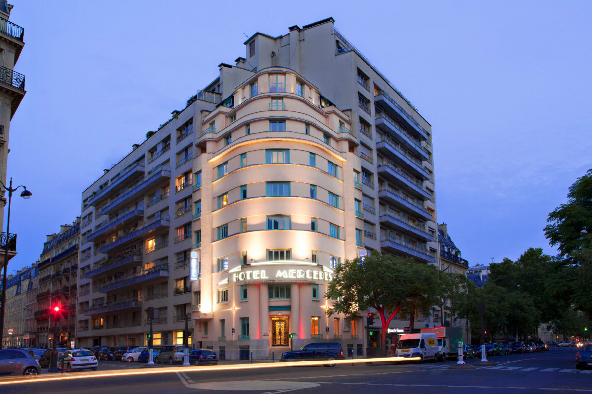 Île-de-France Best Western Plus Mercedes Arc de Triomphe