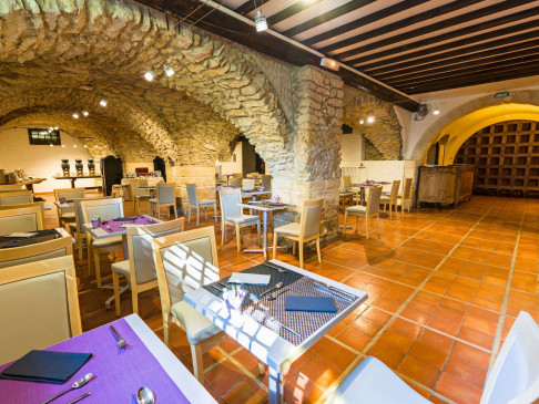 Moulin de Vernègues - restaurant 1