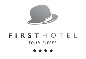 Logo First Hotel Paris Tour Eiffel