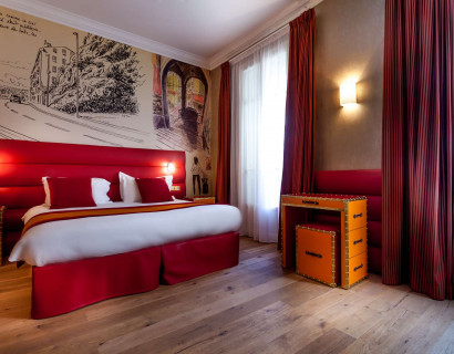Nice Excelsior - chambre 1