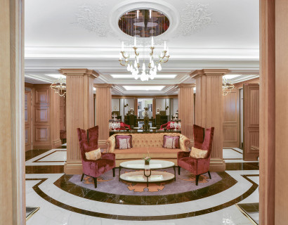 Maison Astor Paris - Lobby