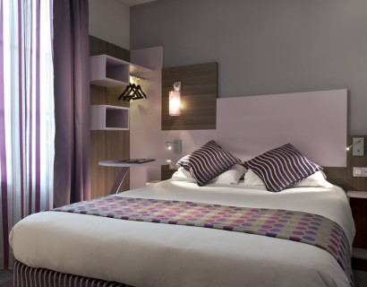 Comfort Hotel Nation - chambre 3