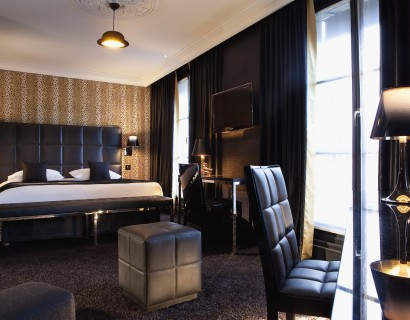 Maranatha Hôtels - First Hotel Paris - chambre 2