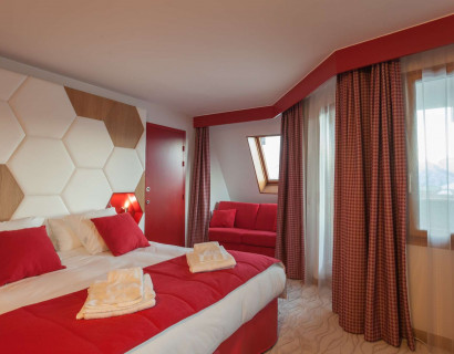 Ours Blanc - Chambre 3