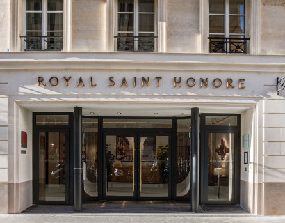 Royal Saint Honoré - réception 1