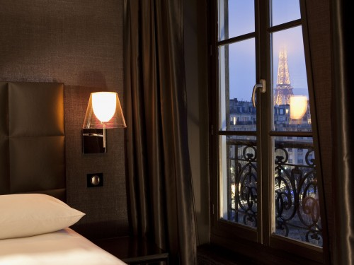 Maranatha Hôtels - First Hotel Paris - chambre